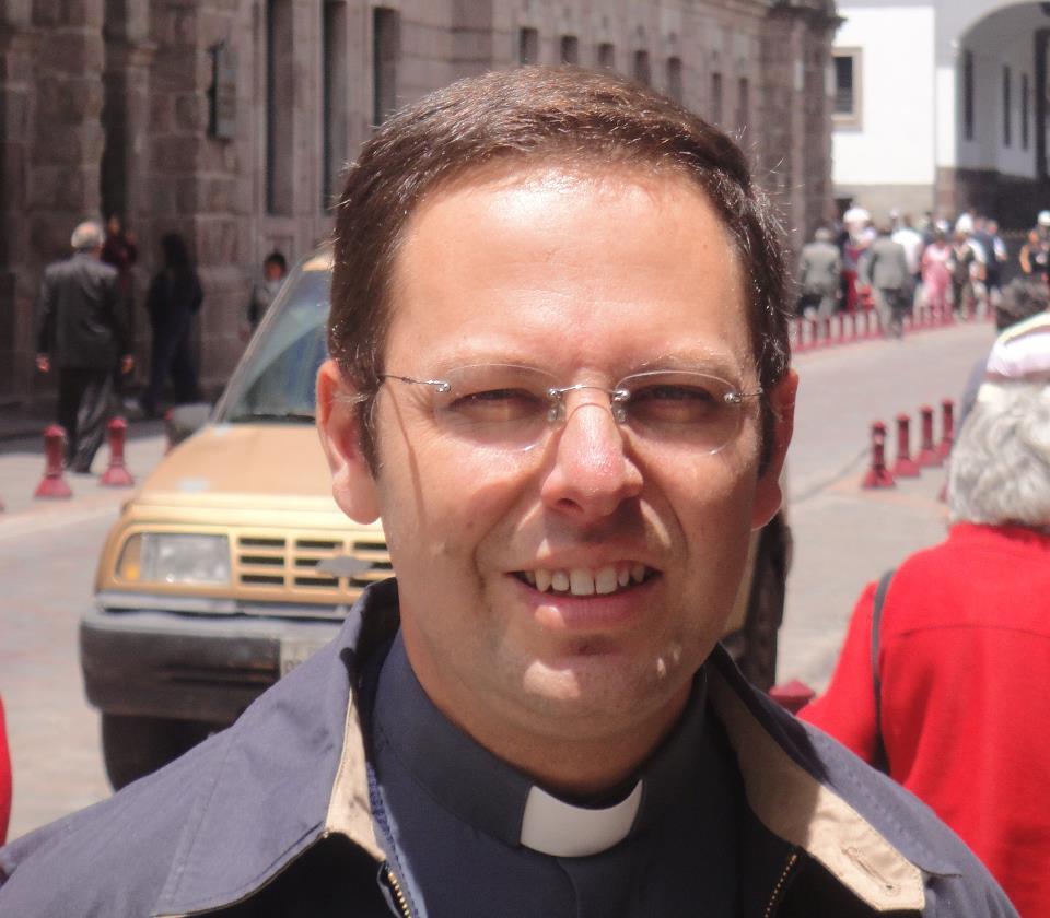 Pe. Afonso Wosny